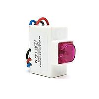 Công tắc điều khiển từ xa hồng ngoại IR2A-V2 công nghệ cao ( Tặng kèm móc khóa tô vít vặn kính)