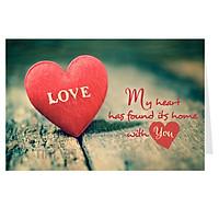 Thiệp Valentine, Thiệp Tình Yêu Tlive (1048)