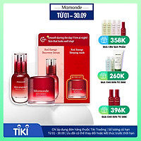 Bộ sản phẩm chăm sóc da đặc biệt Mamonde Red Serum Special Set 2 items