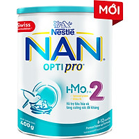 Sữa Bột Nestlé NAN OPTIPRO HM-O 2 400g