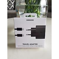 Bộ Sạc Nhanh Samsung 45W Travel Adapter ( Kèm Cáp 5A ) Full Hộp Nguyên Seal - Hàng Chính Hãng
