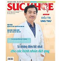 Tạp Chí Sức Khỏe Số 196 - Thông tin Sức khỏe dành cho mọi nhà