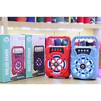 Loa Bluetooth xách tay mini TO 11.12 HN - Màu ngẫu nhiên - Hàng nhập khẩu