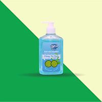 Gel rửa tay khô S.P.Ca. chai 600ml trà xanh