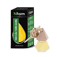 Tinh Dầu Ngọc Lan Tây Treo Xe Hơi, Tủ Áo N'Farm (10 ml)/ Tinh Dầu Thiên Nhiên Nguyên Chất.