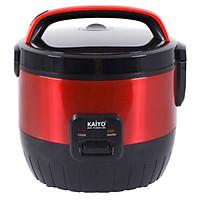 Nồi cơm điện chống dính KAIYO KY888 - 1.8L- Hàng chính hãng - Công nghệ ủ 3 chiều - Giao màu ngẫu nhiên