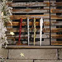 Christmas Decorations Icicle Pendant Christmas Tree Decoration