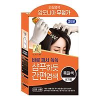 Gội nhuộm Elastine Easy & Perfect Hair Dye 113g