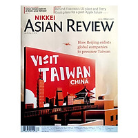 Nikkei Asian Review: Visit Taiwan China - 30