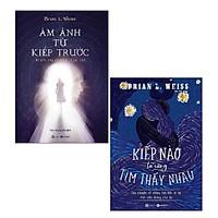 Sách - Combo Ám Ảnh Từ Kiếp Trước + Kiếp Nào Ta Cũng Tìm Thấy Nhau (2 cuốn)