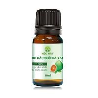 Tinh dầu vỏ bưởi da xanh Mộc Mây - tinh dầu nguyên chất từ thiên nhiên - chất lượng và mùi hương vượt trội