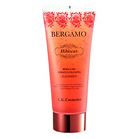 Sữa Rửa Mặt Bergamo Hibiscus Foaming Cleanser150ml
