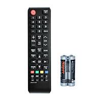 Remote Điều Khiển Dành Cho Smart TV, Internet TV SAMSUNG Smart Hub BN59-01199F (Kèm Pin AAA Maxell)