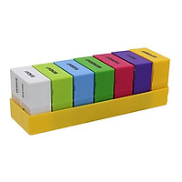 28 Slots 7 Day Pill Organizer Container for Fish Oil Supplement Medicine Vitamin