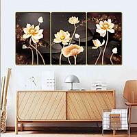 Tranh treo tường trang trí phòng khách, phòng ngủ, phòng ăn:4435L15F