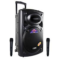 Loa kẹo kéo karaoke bluetooth Temeisheng DP-2305L - Hàng nhập khẩu