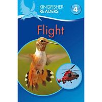 Kingfisher Readers Level 4: Flight