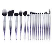 Bộ cọ trang điểm 17 cây DUcare 17 PCS Makeup Brushes Set
