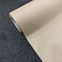 Giấy dán tường trơn giả vải sang trọng tự dính khổ 1.2m cho phòng khách, phòng ngủ