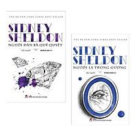 Combo The #1 New York Times Best - Seller: Người Đàn Bà Qủy Quyệt + Người Lạ Trong Gương (Bộ 2 Cuốn Tiểu Thuyết Ăn Khách Nhất Nước Mỹ / Tặng Kèm Bookmark Happy Life)