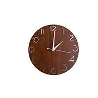 Đồng hồ treo tường mặt gỗ Acescor DHG01- Nội Thất Sang Trọng, Trang Trí Nhà Cửa, Quán Cà Phê, Homestay