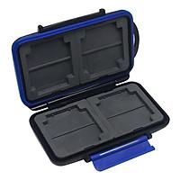 Hộp thẻ nhớ chống nước chống va đập 4CF 8SD_có Box