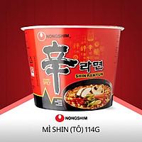 Mì Cay Shin Ramyun Hàn Quốc - NongShim - Loại Tô