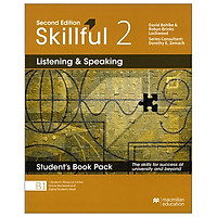 Skillful Second Edition Level 2 Listening & Speaking Student's Book + Digital Student's Book Pack