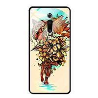 Ốp lưng Kính Cường Lực cho Xiaomi Redmi K20 - 0479 TIGER05 - Hàng Chính Hãng
