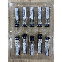 Module cổng quang GSFP-LX20 1.25Gbps, 1310nm,  20Km - Nguyên Set (10 chiếc) - Hàng Nhập Khẩu