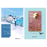 Combo Những Tuyệt Tác Ngôn Tình Bán Chạy: Chân Trời Góc Bể ( Tái Bản ) + Tháng Ngày Hẹn Ước / Diệp Lạc Vô Tâm