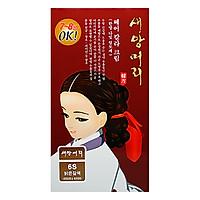 Nhuộm Tóc Thảo Dược Hàn Quốc Saeangmeori Màu 6S (125ml)