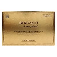 Huyết Thanh Làm Trắng Và Chống Nhăn Bergamo Luxury Gold Collagen& Caviar B005 (Set 20 Chai)
