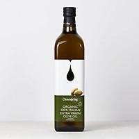 Dầu oliu nguyên chất extra virgin hữu cơ Clearspring 250ml