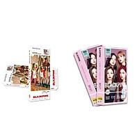 Combo 2 món idol BLACKPINK gồm 1 hộp ảnh bookmark kèm 1 hộp postcard