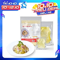 Mì spaghetti sốt kem nấm (Ready to cook) 320gr