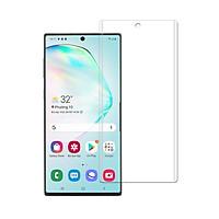 Miếng Dán PPF Mặt Trước cho Samsung Galaxy Note 10 – Dẻo full màn hình – Hàng Chính Hãng