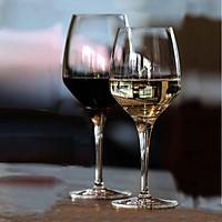 Bộ 6 ly uống rượu vang Glass hàng Châu âu 420 ml