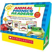 Animal Phonics Readers Class Set