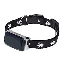 Smart GPS Tracker GSM Pet Position Collar IP67 Protection Multiple Positioning Mode Geo-Fence SOS Realtime Tracker