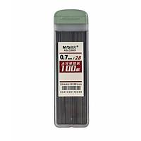 Ruột chì kim 2B 0.7mm M&G - ASLQ 3801