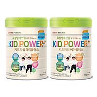 Hai hộp Sữa Bột Tăng Chiều Cao Kid Power A+