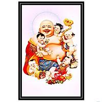 Decal Phật Di Lặc nhiều kích thước VTC PhatDiLac_002