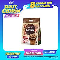 [Chỉ giao HN] Cà phê hòa tan Nescafé cà phê sữa đá (Bịch 25 gói x 24 g)