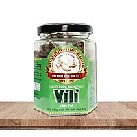 Ruốc nấm hương Vili - Thực phẩm chay - Cháy tỏi 60g/lọ