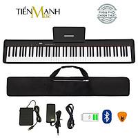Đàn Piano Điện Bora BX5 - 88 Phím nặng Cảm ứng lực Midi Keyboard Controllers BX-5 - Kèm Móng Gẩy DreamMaker