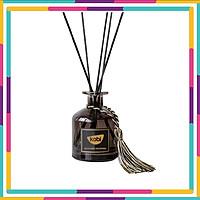 Lọ khuếch tán tinh dầu Kobi thay thế nến thơm, giúp làm sạch không khí, khử mùi, thơm phòng hiệu quả 120ml, tặng que mây