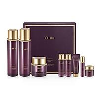 Bộ dưỡng cải thiện nếp nhăn OHUI Age Recovery Set 390ml