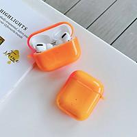 Ốp - Bao dành cho airpods 1/2/pro màu neon nổi bật