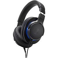 Tai Nghe Có Dây Chụp Tai Over-ear Audio Technica Hi Resolution ATH-MSR7B - Hàng Chính Hãng